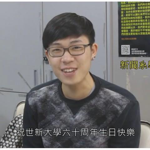 105/04/06 新聞系學生黃仁杰